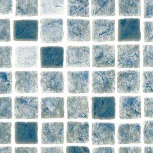Liner A-klass/Thermopool Mönstrad Plus28 400x800x150 mosaik grå